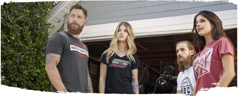 Collection de vêtements Homme - Harley-Davidson - Ajaccio