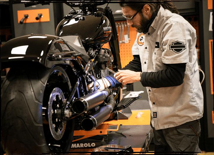 SAV Harley Davidson